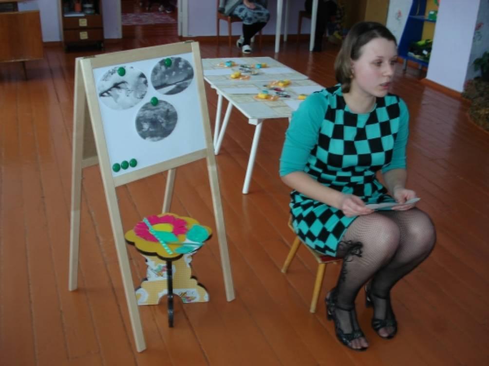 Цветы рисование в средней группе