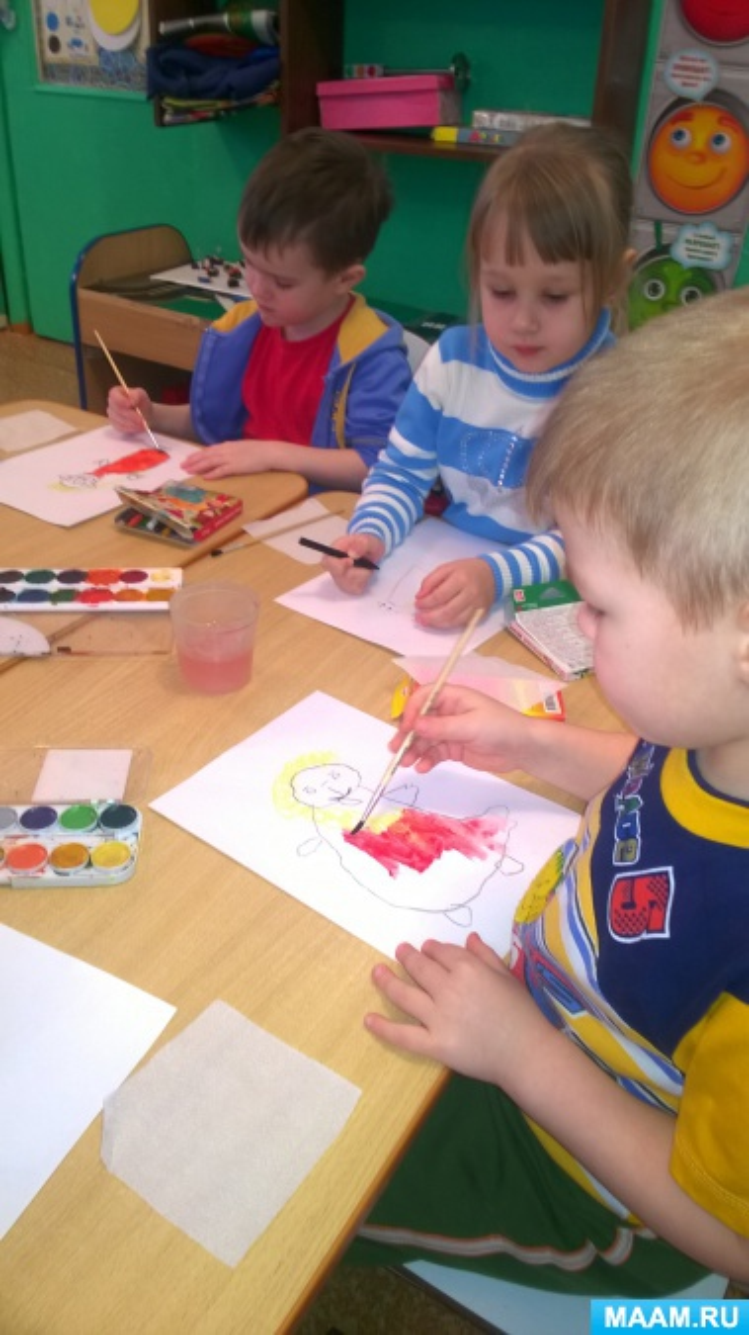 знакомство детей с творчеством писателя