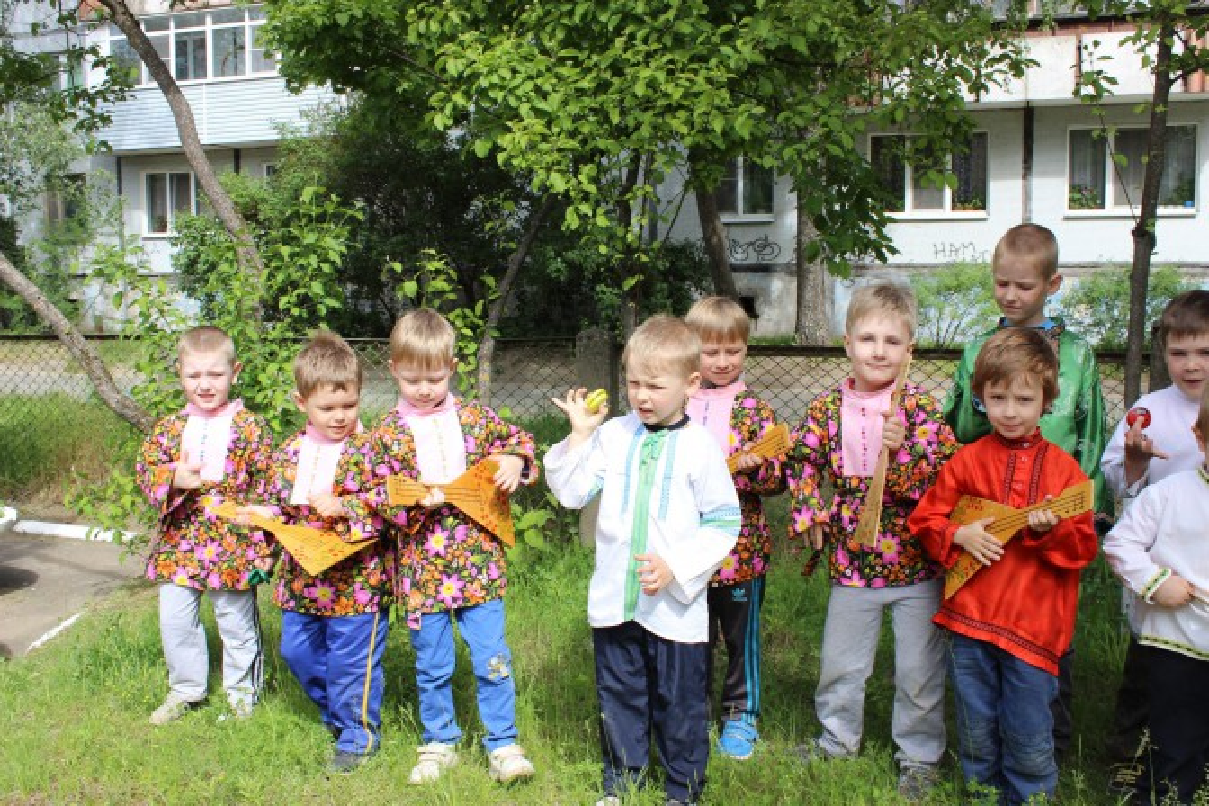 Детский сценарий летнего праздника 6-7лет аниматоры в детский сад Спасский тупик