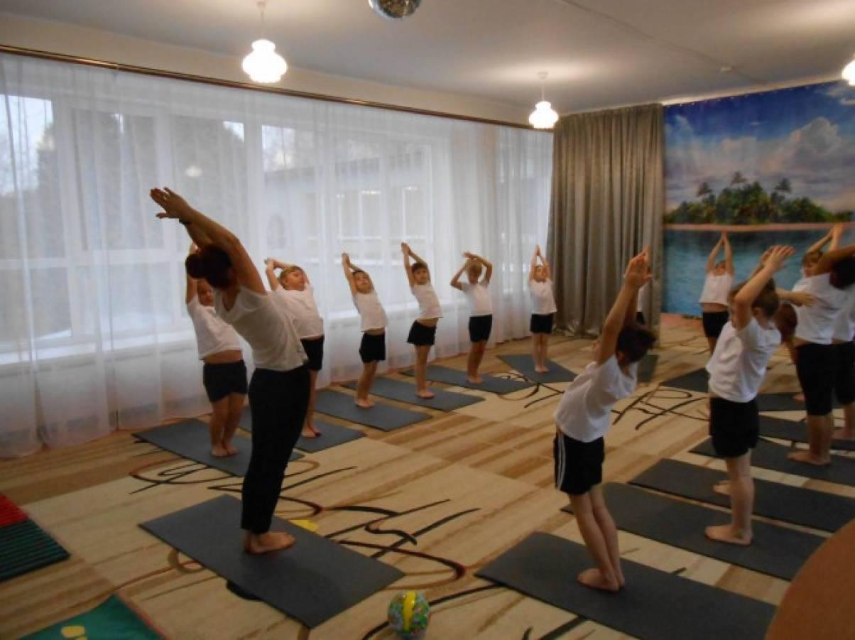 Конспект сюжетно-игрового занятия по хатха-йоге «Путешествие на солнечный остров»
