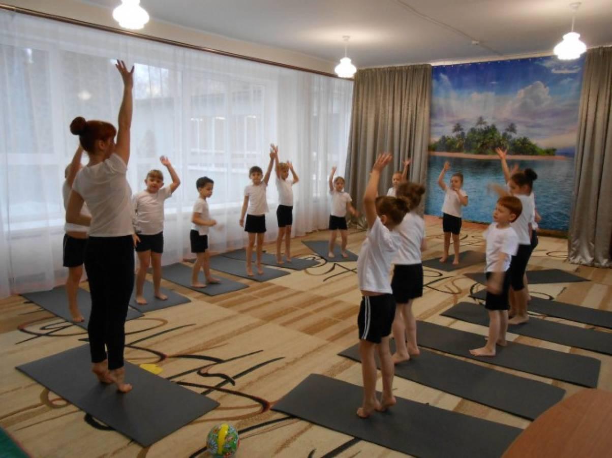 План-конспект по физической культуре с элементами йоги