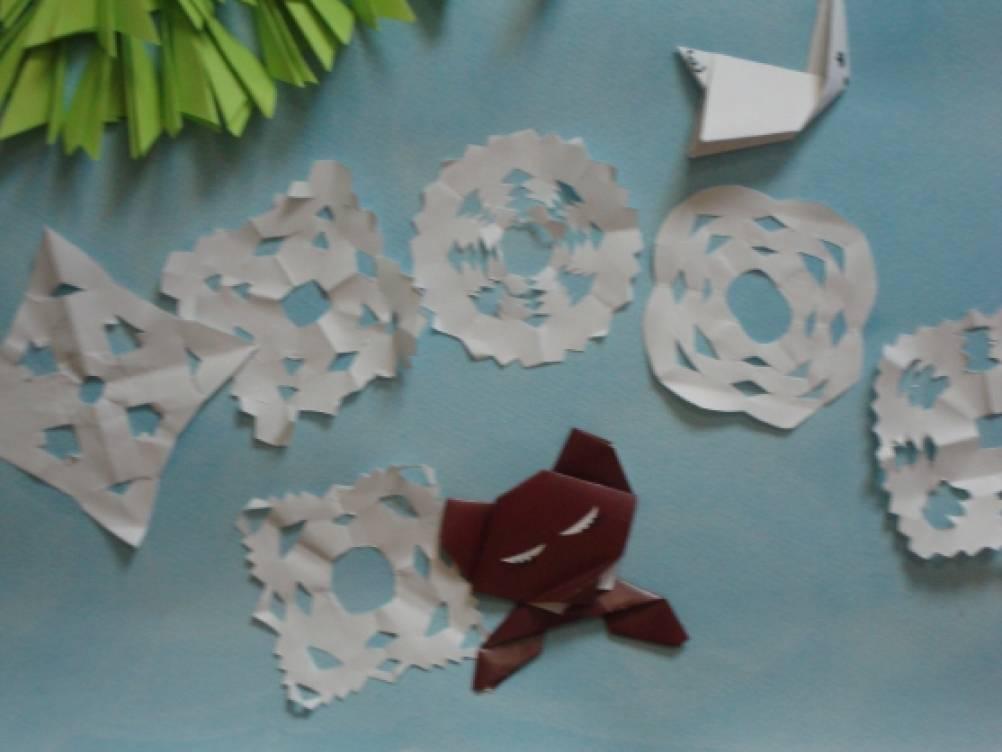 Рабочая программа по оригами старшая группа