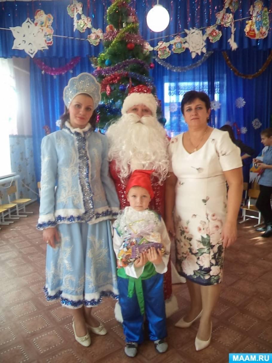 Справка о подготовке и проведению новогоднего праздника в ДОУ