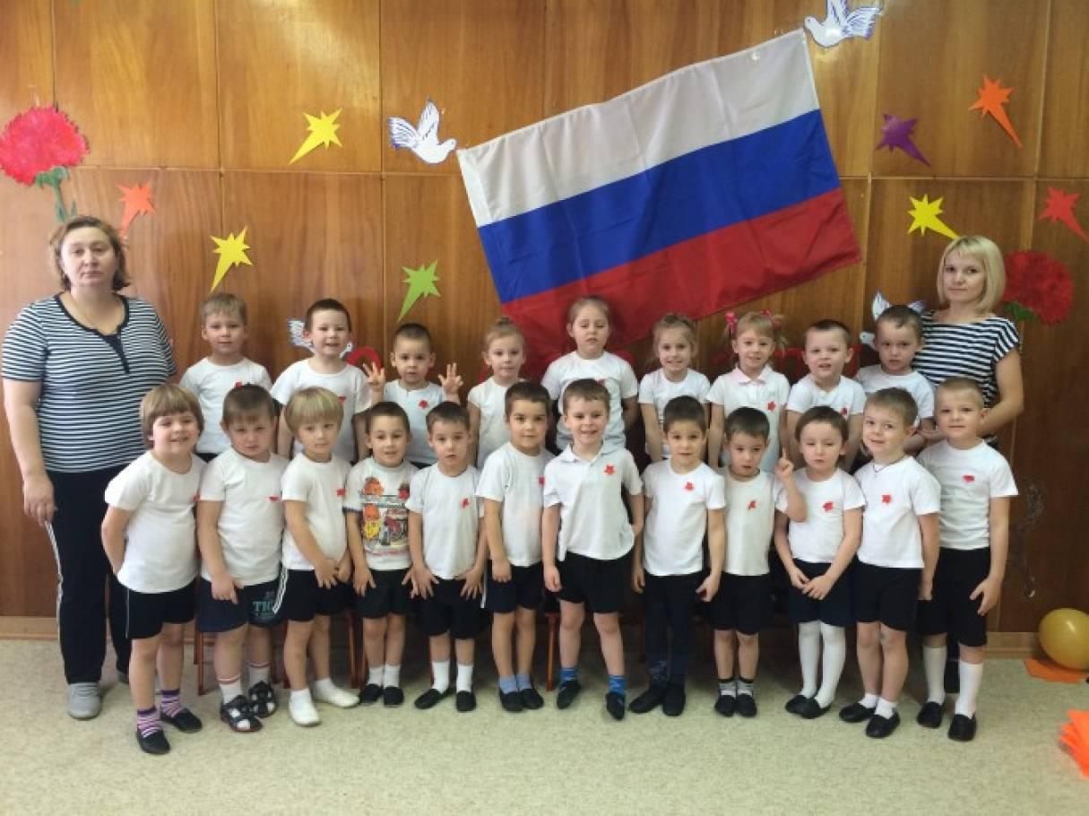 конспект слушания музыки на 23 февраля в детском саду