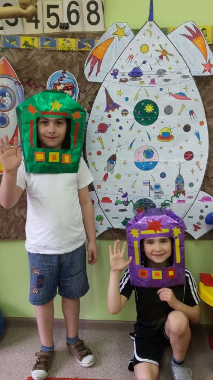Из чего сделать шлем космонавта своими руками7