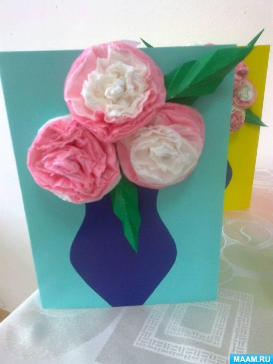 Подарок для мамы поделка на конкурс
