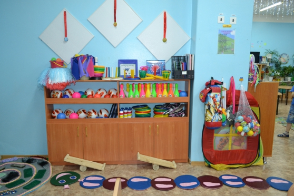 Нетрадиционное физкультурное оборудование в детском саду фото