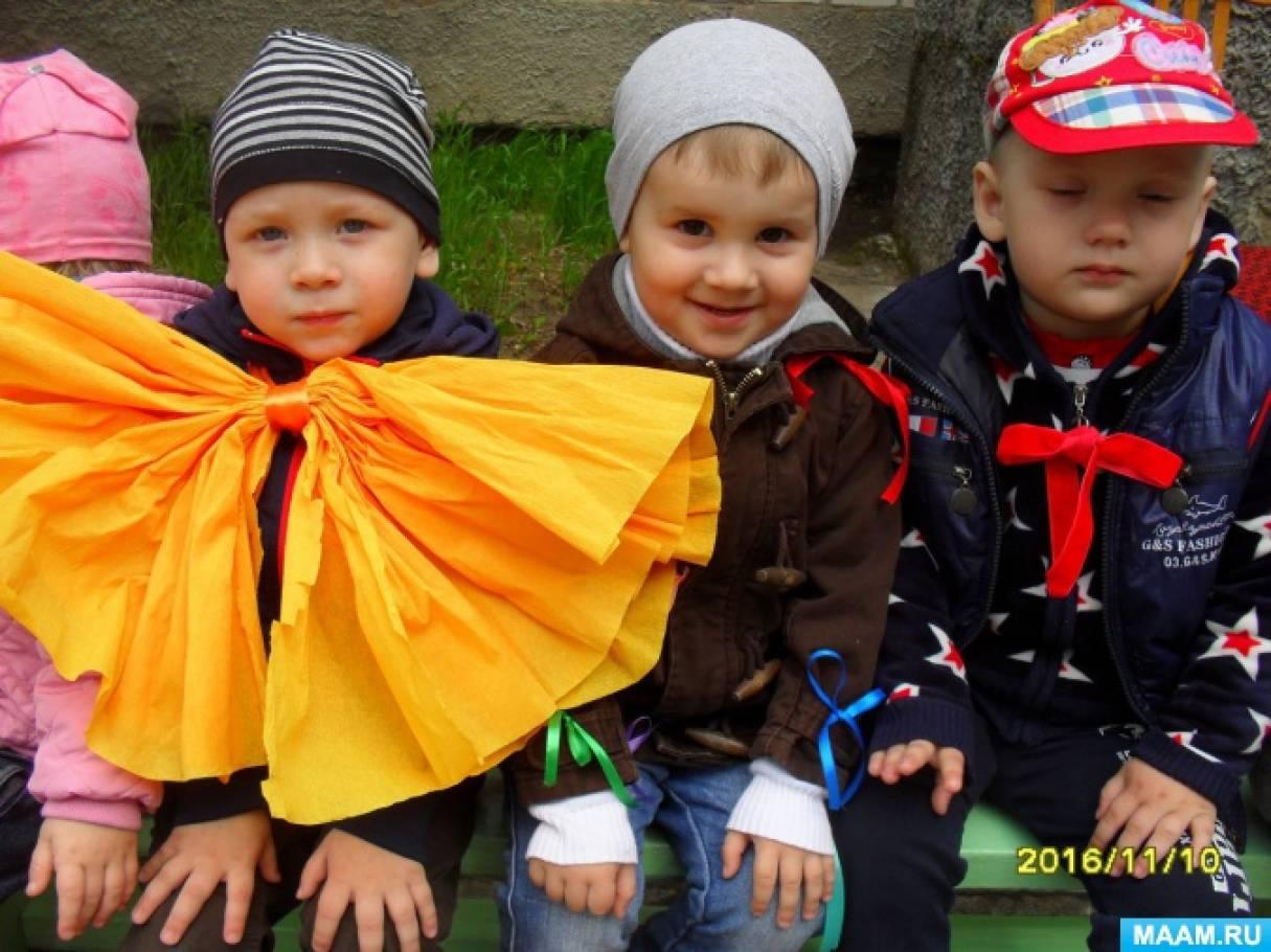 Сценарий праздника бантиков и веснушек