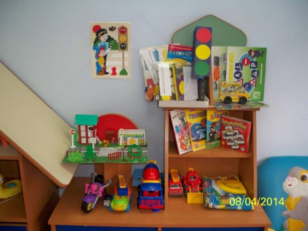 Оформление детского сада уголок по