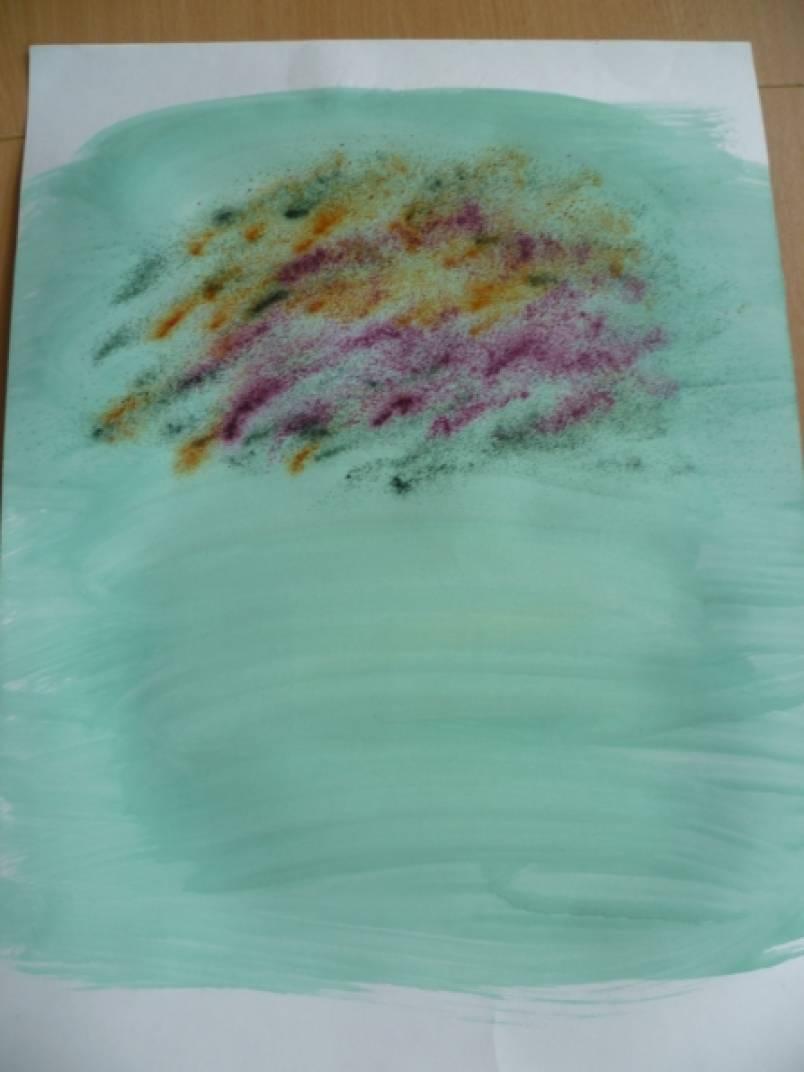 Рисуем вазу для детей