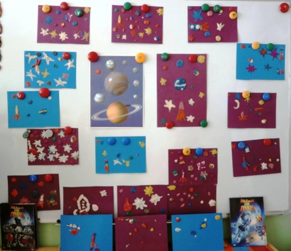 знакомство с портретом в детском саду средняя группа