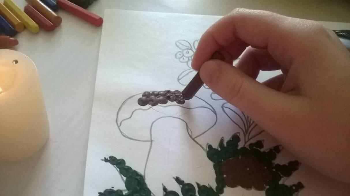 Как сделать из нарисованную картинку