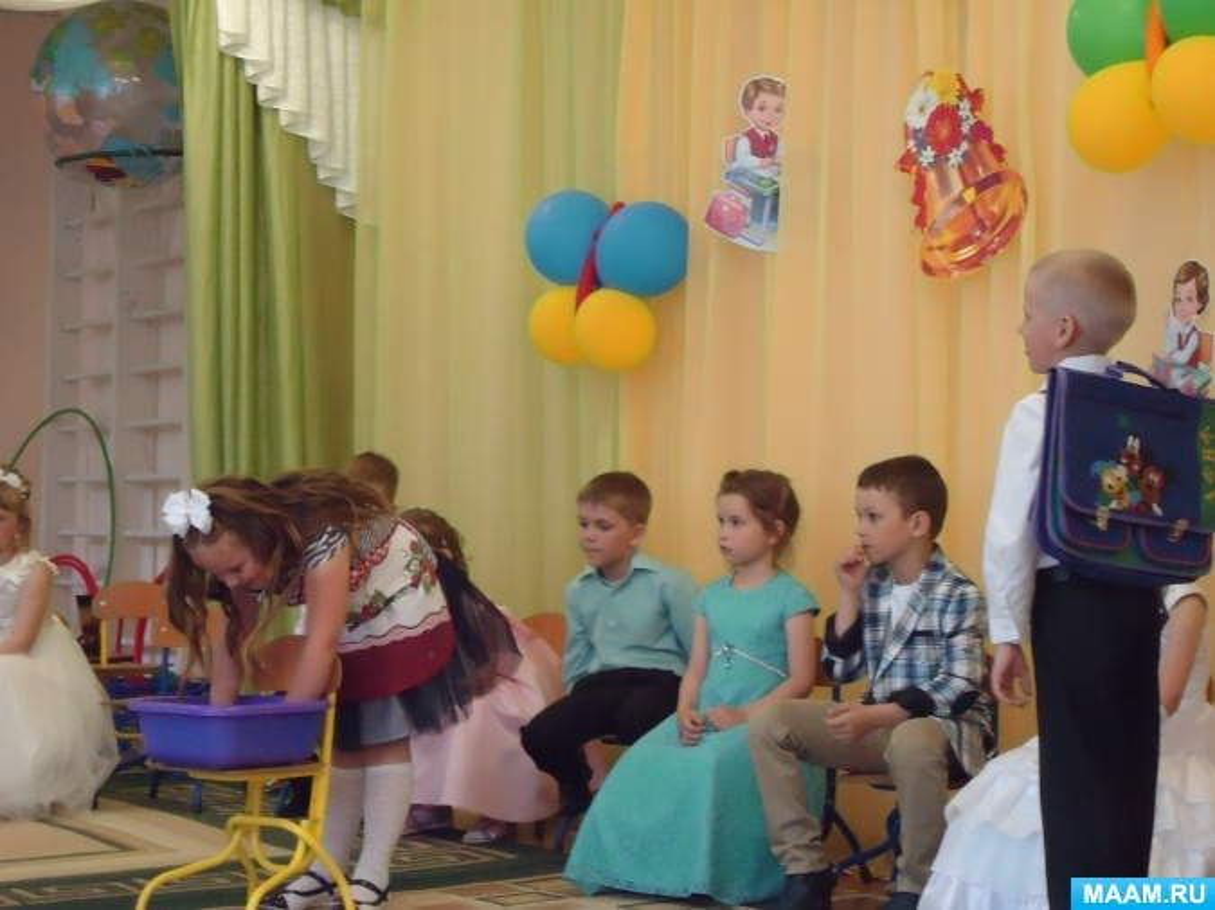 Забавные и поучительные сценки для выпускного вечера в детском саду