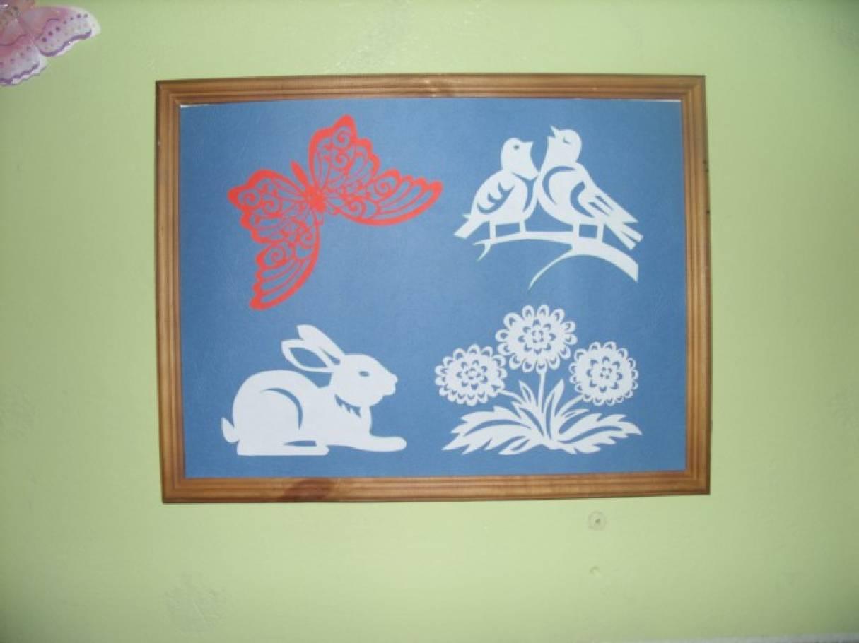 Фотоотчет о выставке творческих работ «Весна — красна»