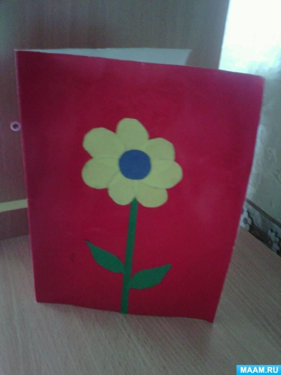 Выставка детских поделок «Ко Дню дошкольного работника»