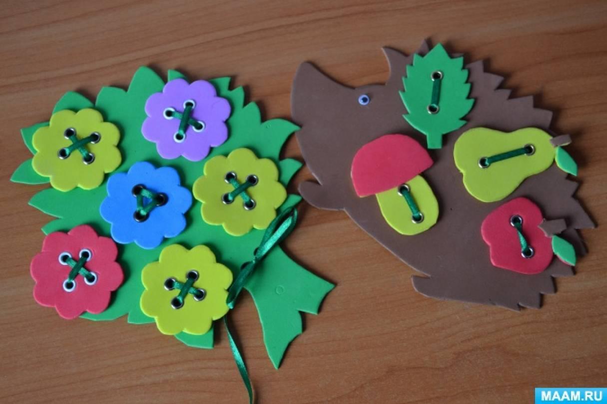Игрушки своими руками для дошкольников фото 366