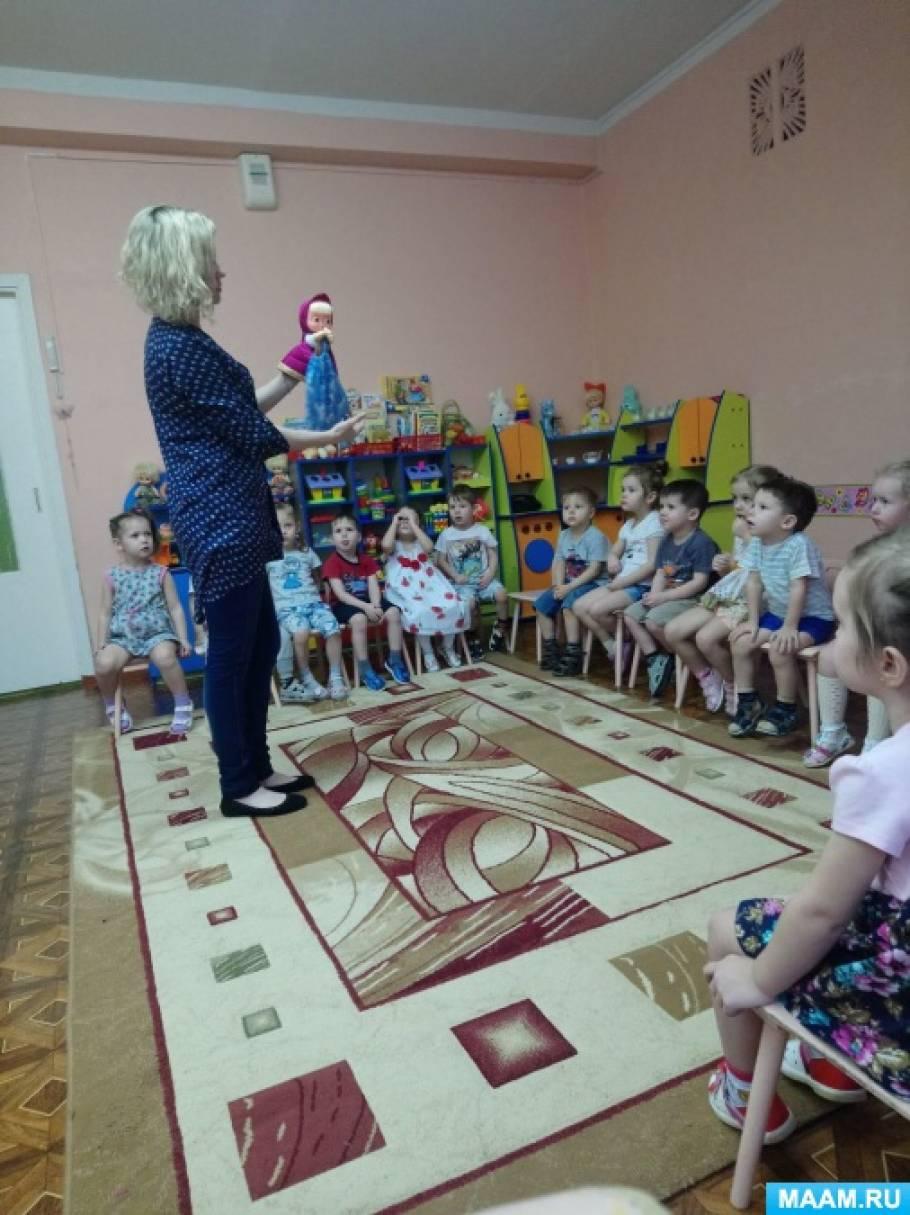 Театр в детском саду: речь и игра, творчество и развитие. Конспект занятия «Поможем Маше вспомнить сказку. Звук [Ш]»