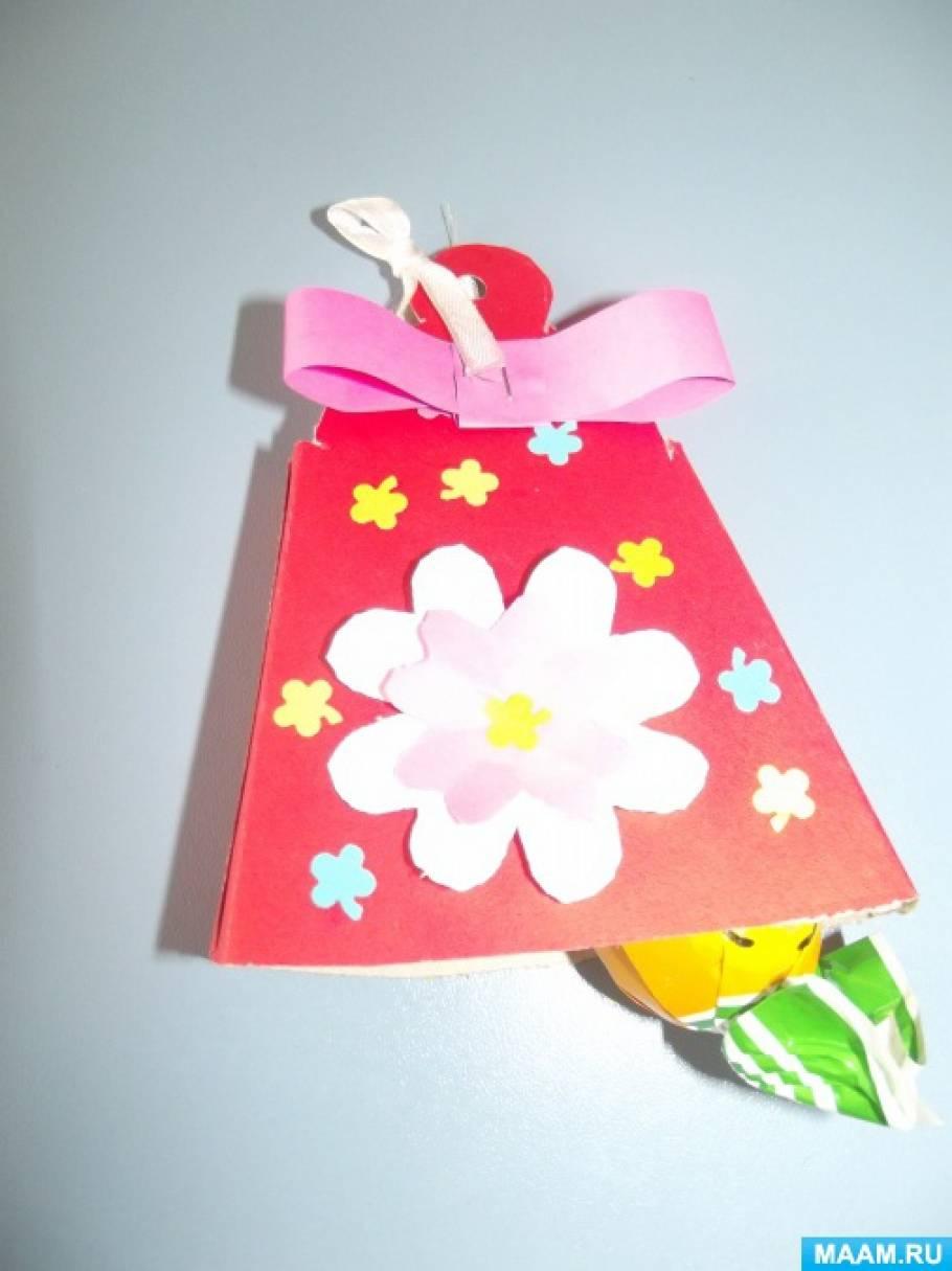 Подарки для выпускников детского сада колокольчики