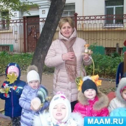 Конспект занятия для детей старшей группы «История улиц Москвы».