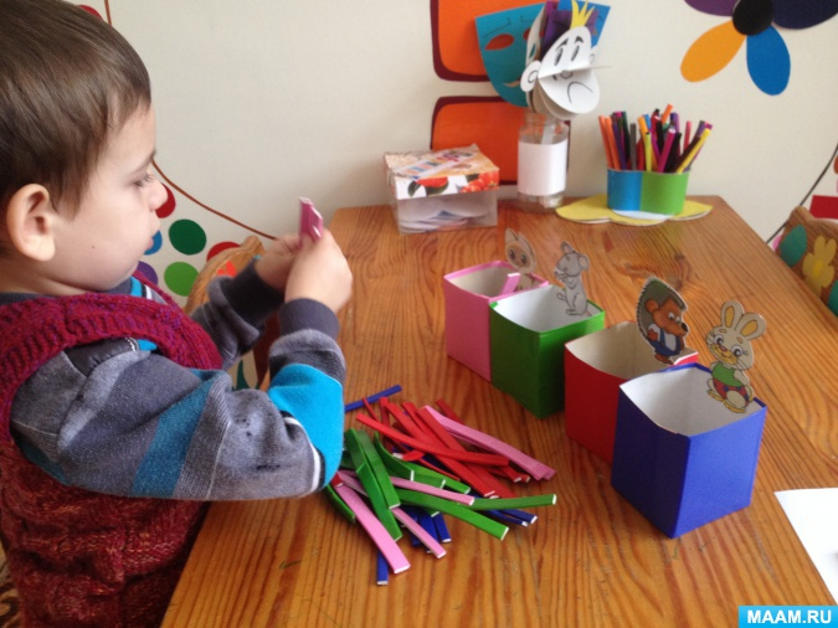 Игровая терапия как средство диагностики и коррекции детей дошкольного возраста
