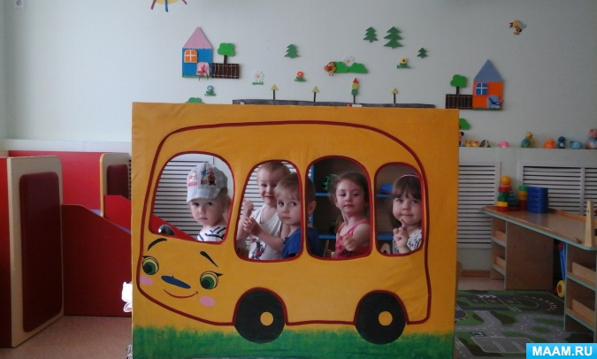Сюжетно ролевая игра средняя группа автобус ролевая деловая игра в лидерстве