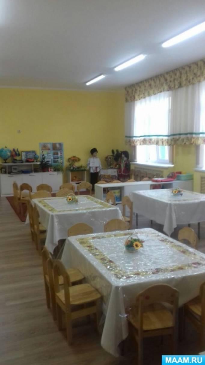 Праздник Осени и посвящения в казачата. Фотоотчет