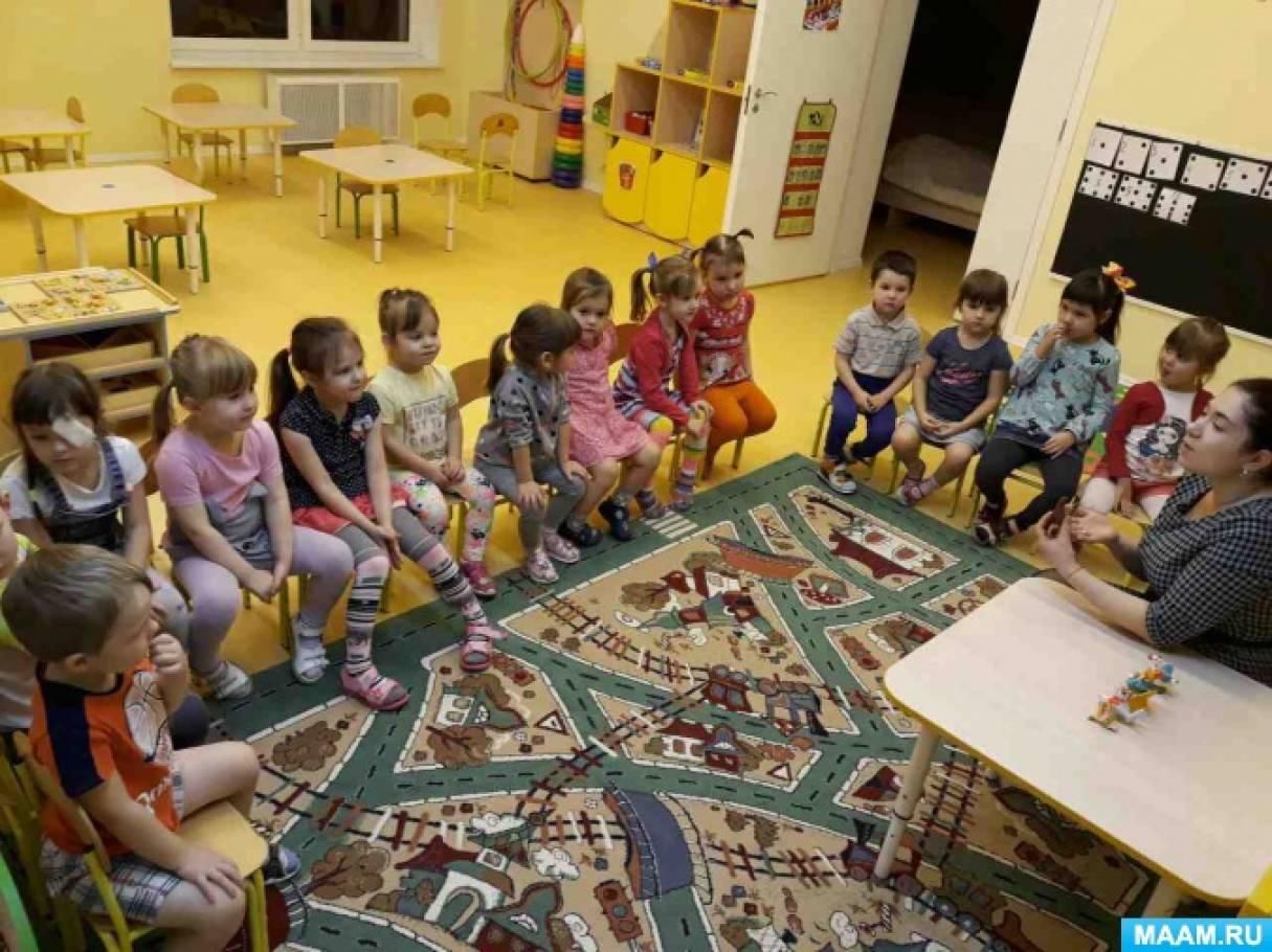 Проектная деятельность «Русское народное творчество как средство приобщения дошкольников к русской народной культуре»