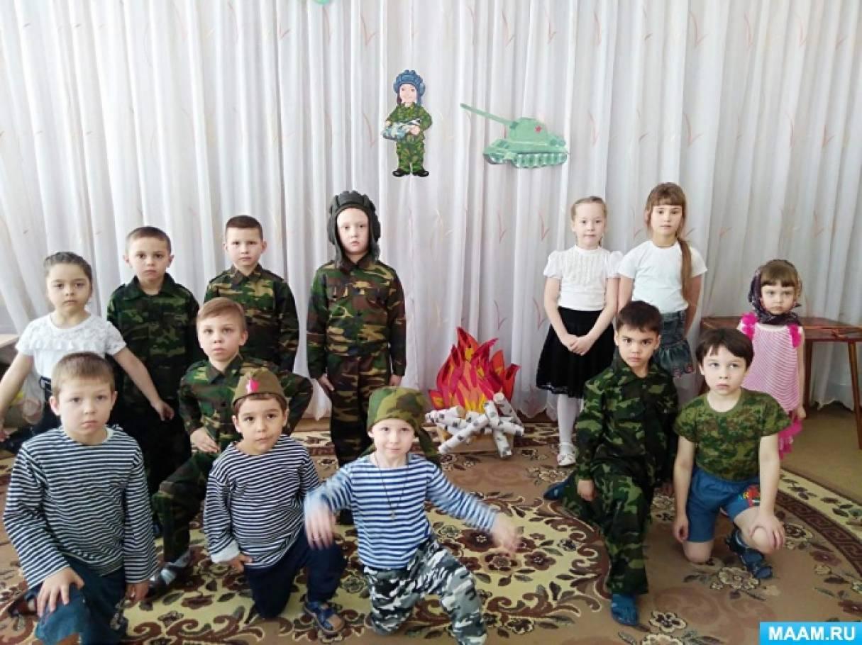 Фотоотчет о мероприятия, посвященного 75 годовщине формирования Уральского добровольческого танкового корпуса