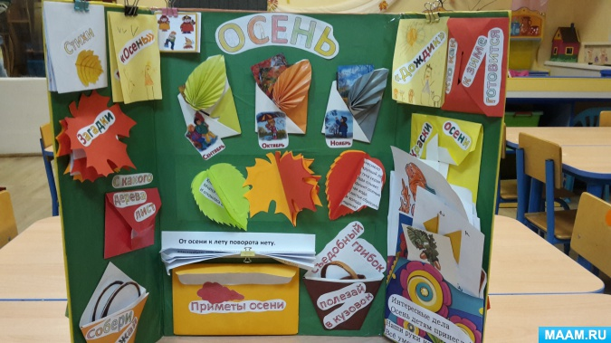 Лэпбук в детском саду своими руками по развитию 50