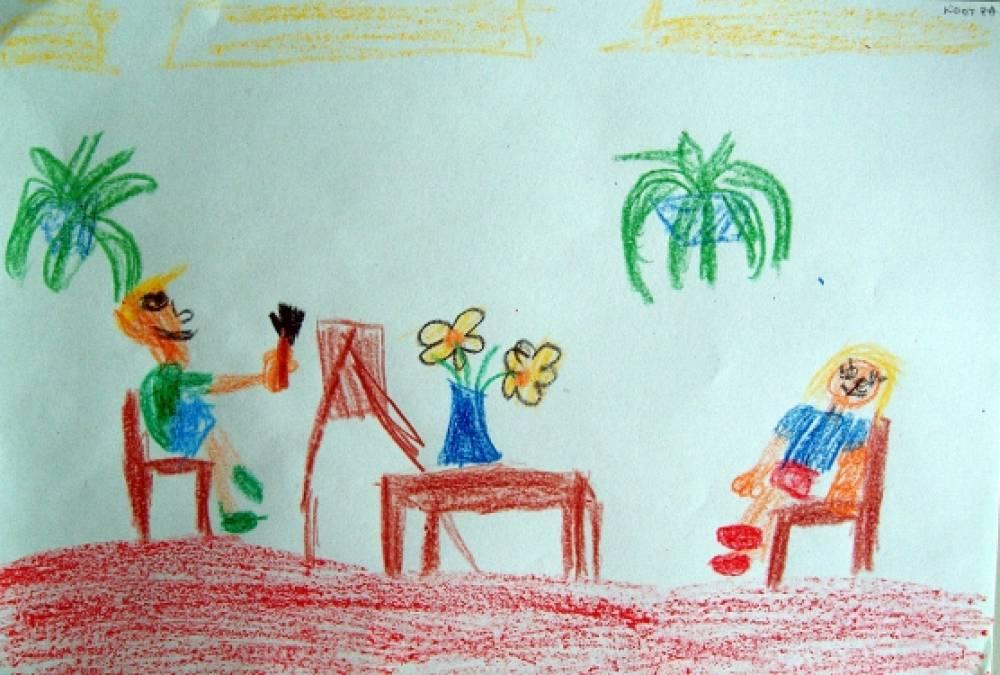 До свиданья детский сад Конспект НОД по рисованию в   До свиданья детский сад Конспект НОД по рисованию в подготовительной группе