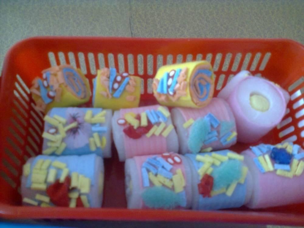 Кукольная еда своими руками. Воспитателям детских садов 36