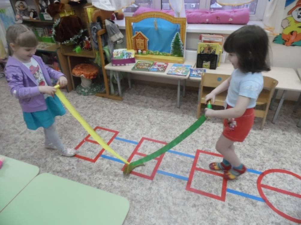 Фото нестандартное физкультурное оборудование в детском саду своими руками