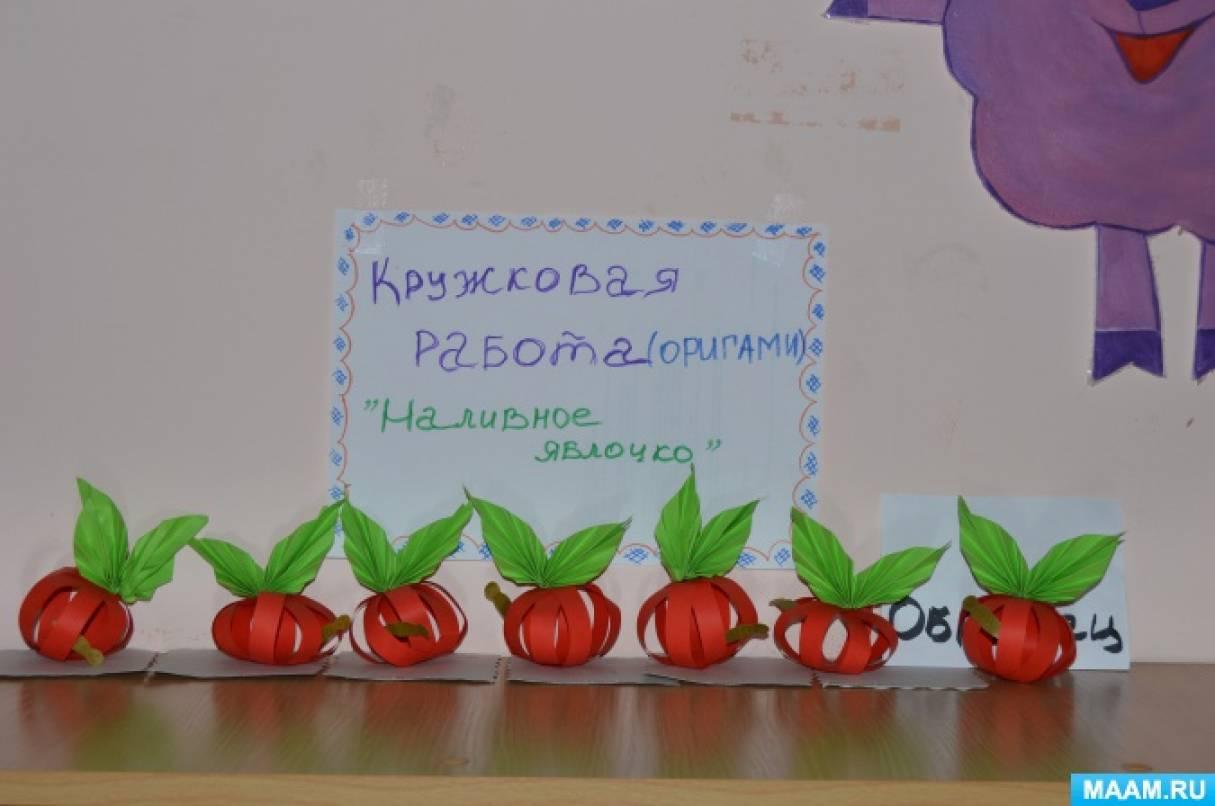 Календарно— тематическое планирование кружка по оригами в средней группе «В бумажном царстве, государстве»