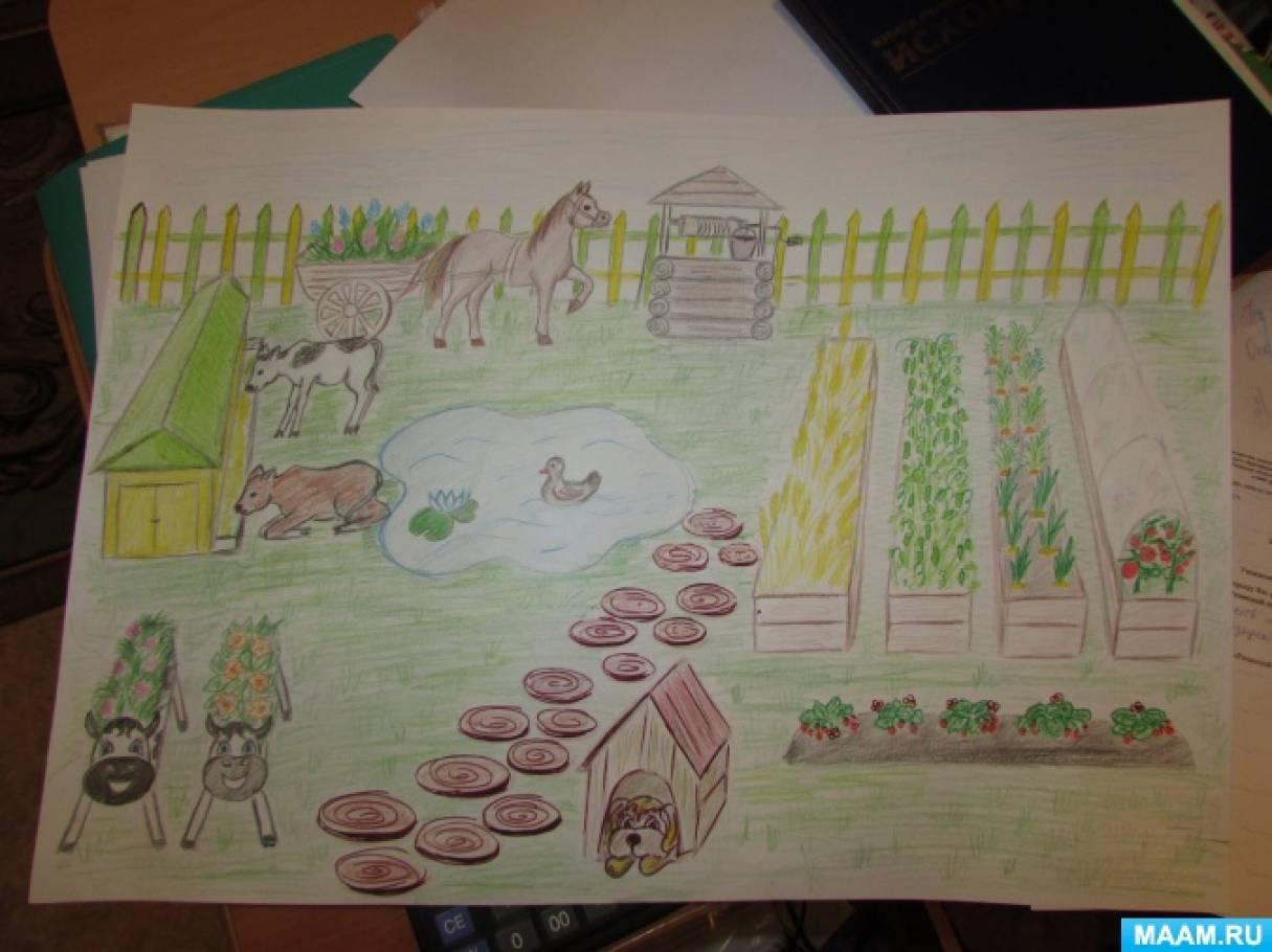 Фотоотчет по проекту «Мы сами огородники, сами агрономы»