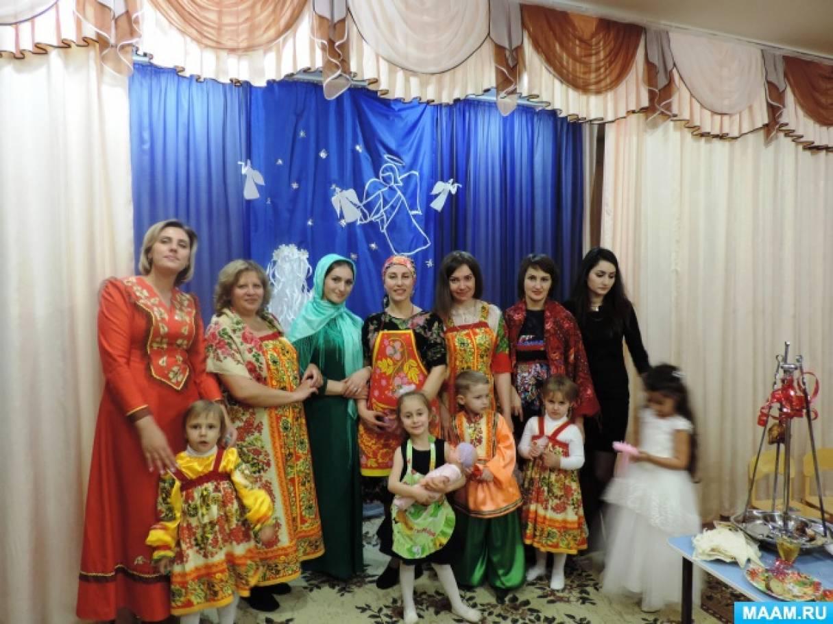 Фестиваль «Святое слово на Кавказе — мама!» Видео