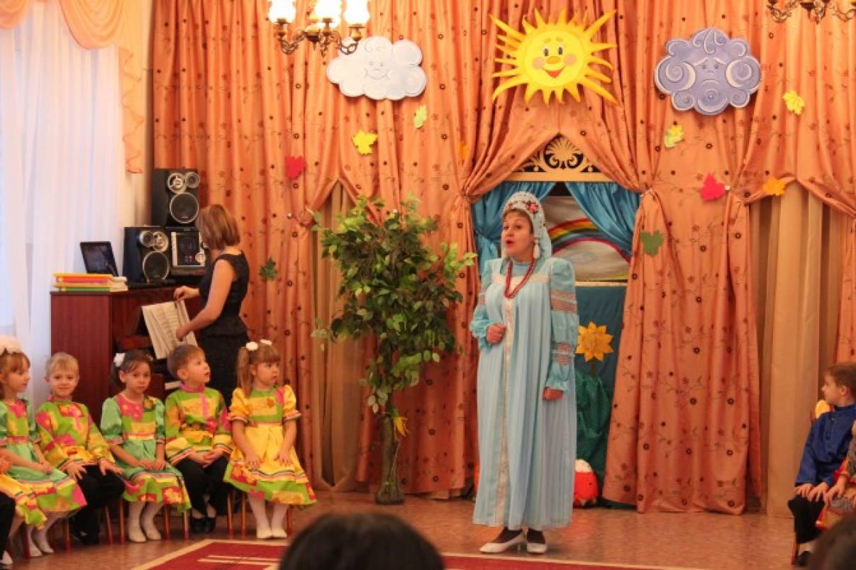 Сценарий осеннего праздника для дошкольников «Осенняя ярмарка»