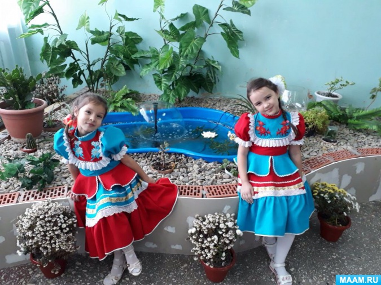 Отчет о детском фестивале «Лейся, казачья песня!»