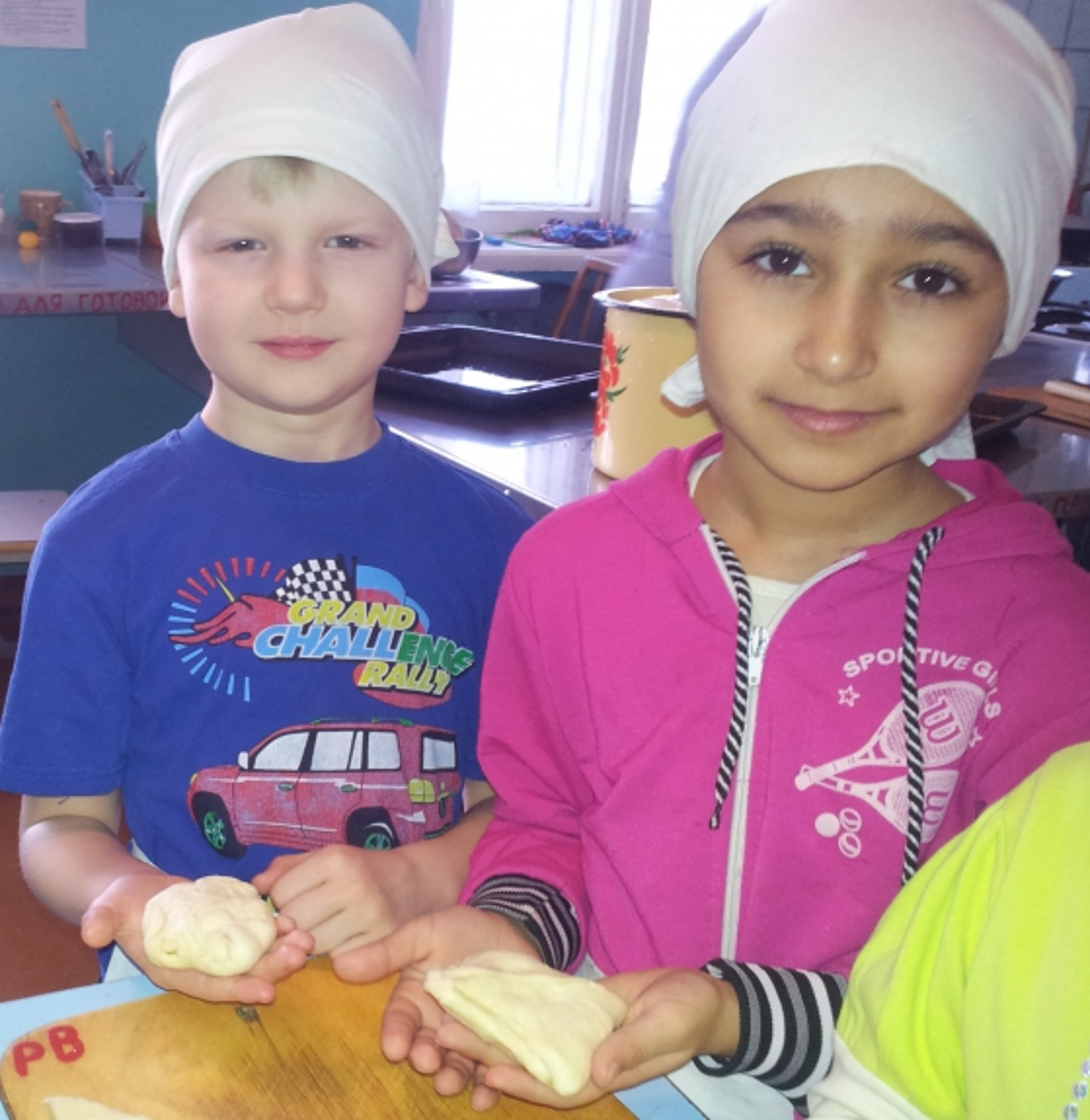 знакомим дошкольников с профессией повар
