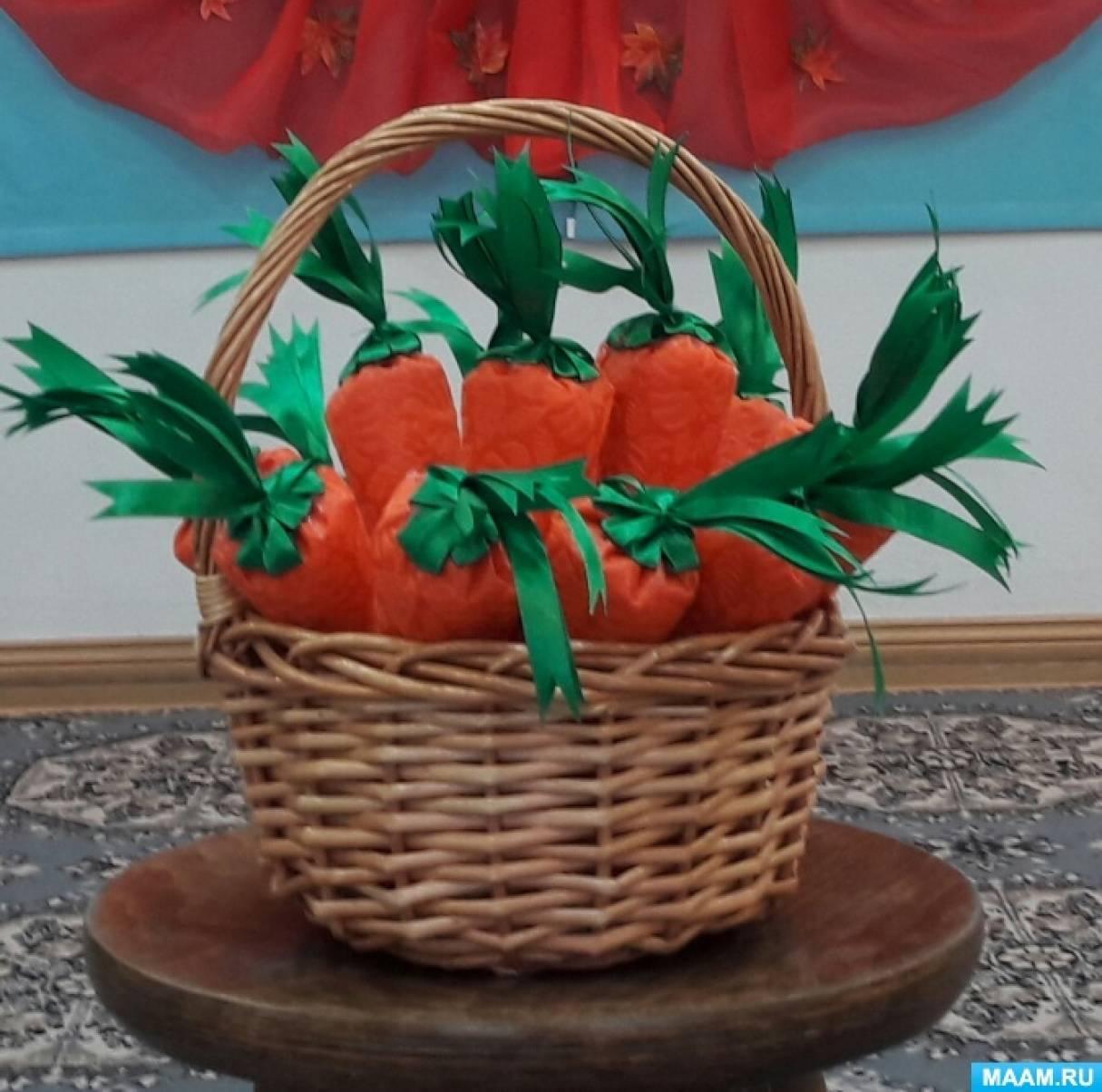 Поделки из овощей и фруктов, страница 3. Воспитателям ...