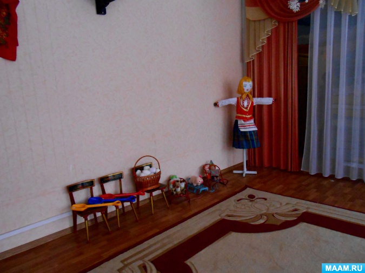 Фотоотчет «Масленица пришла, всех на праздник позвала»