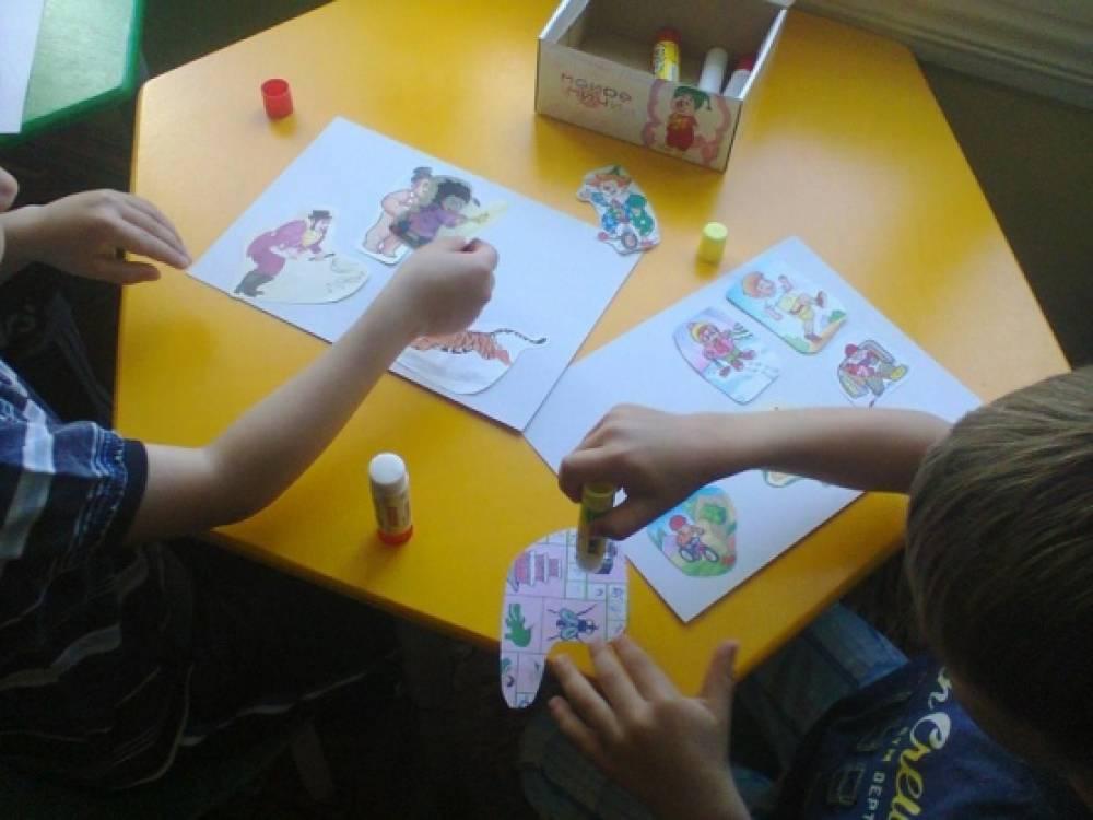 знакомство в детском саду по теме профессия