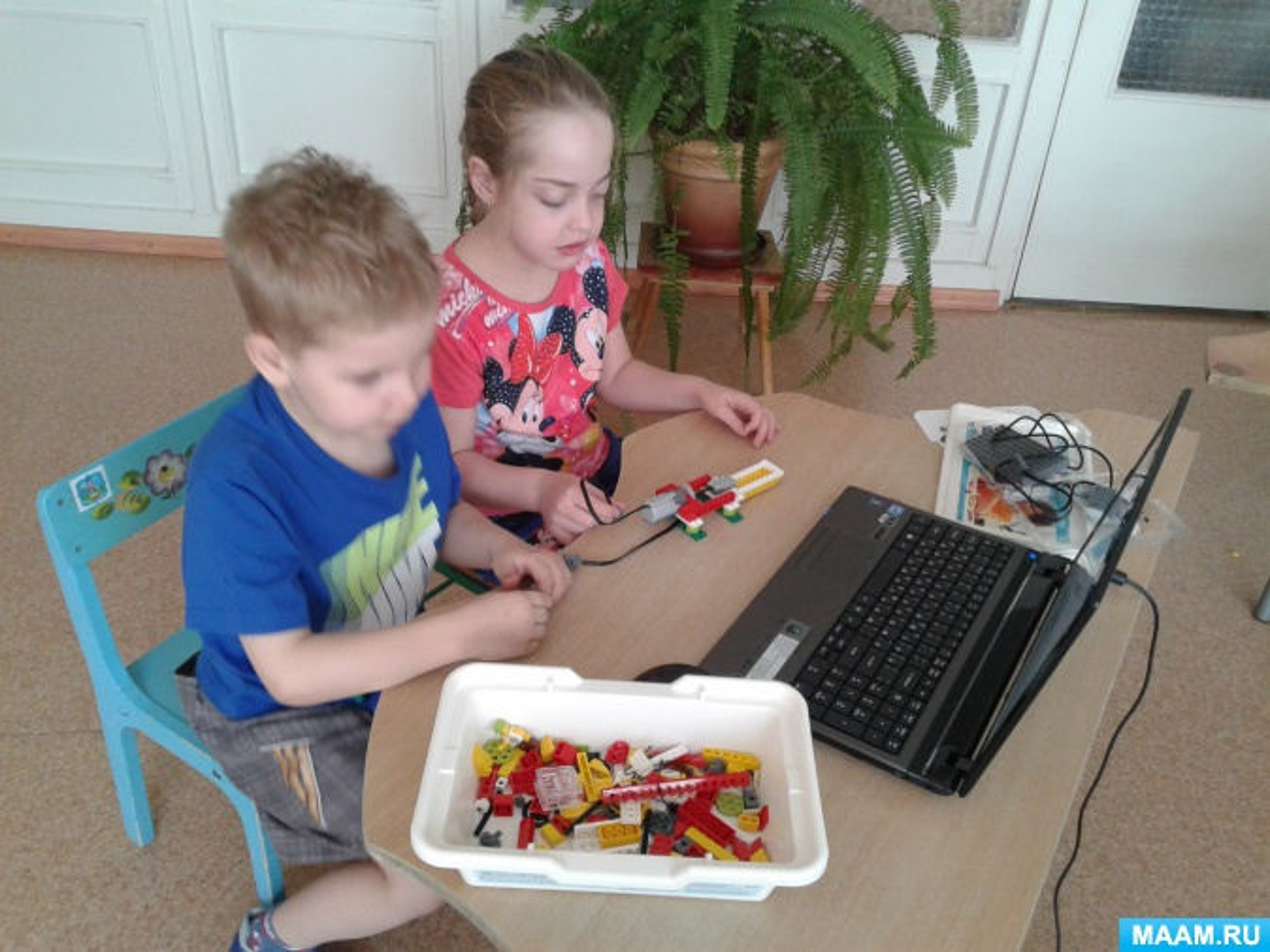 Рабочая программа по робототехнике «Техно» с наборами «Перворобот LEGO WeDo»