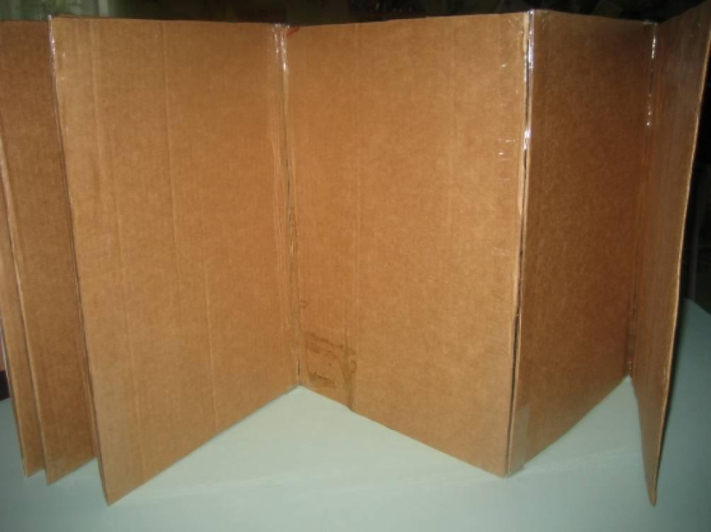 Двери из картона своими руками 26
