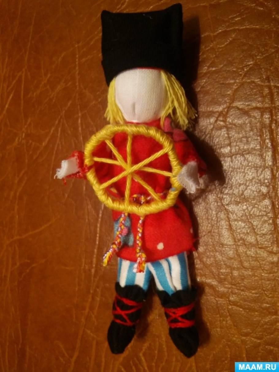 Как сделать куклу спиридон солнцеворот мастер класс
