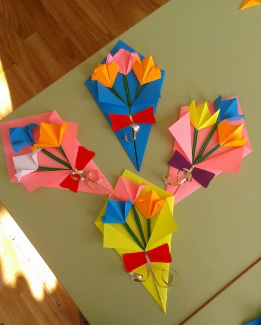 подарки для мамы своими руками детский сад