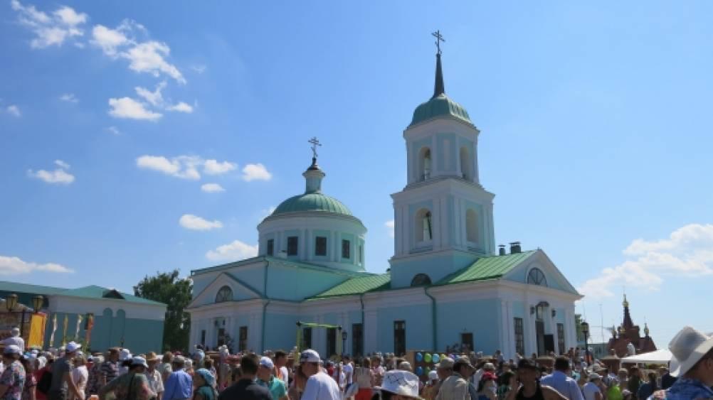 Праздник русского фольклора