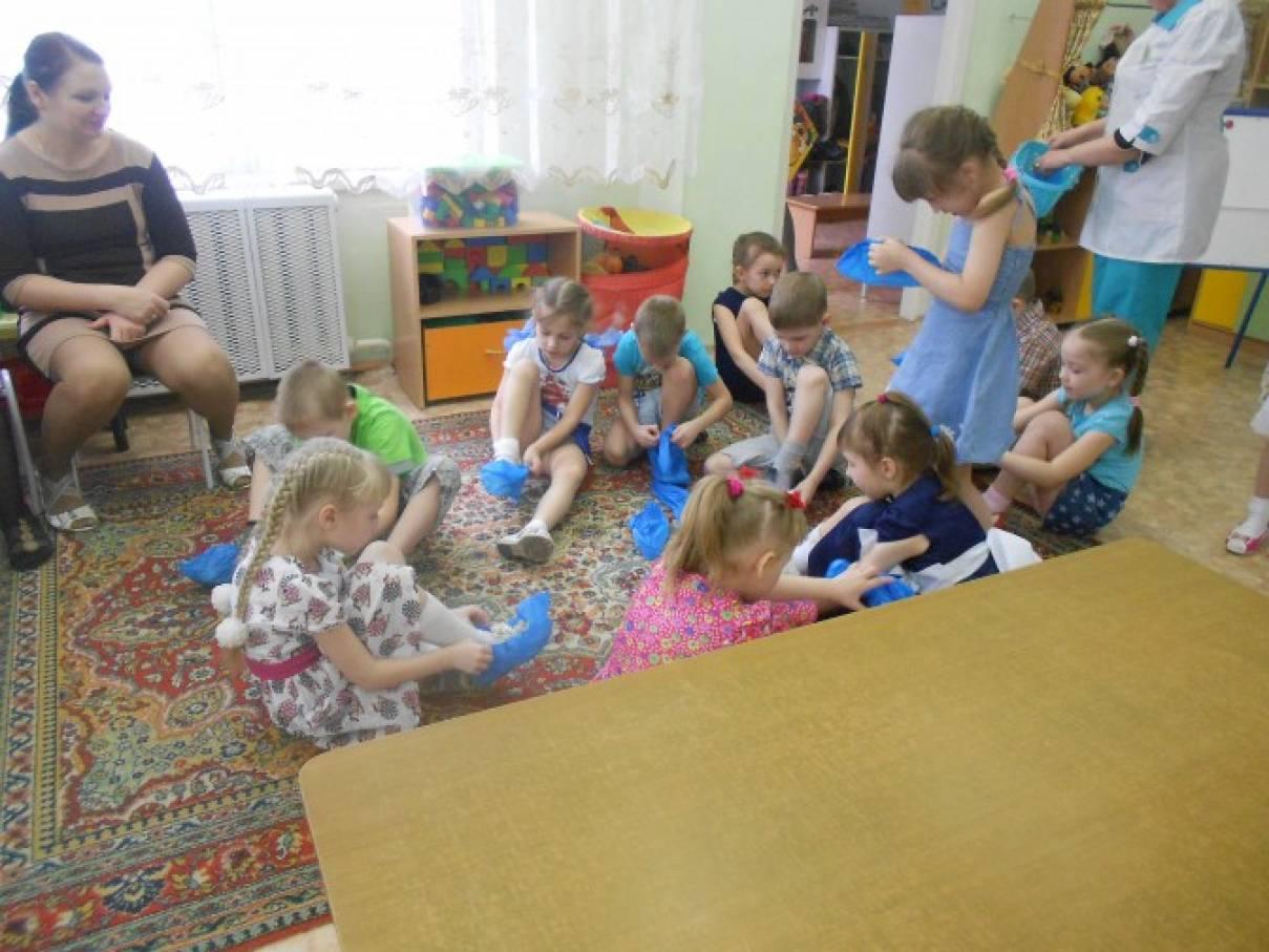 конспект занятия по окружающему миру в разновозрастной группе в дет саду