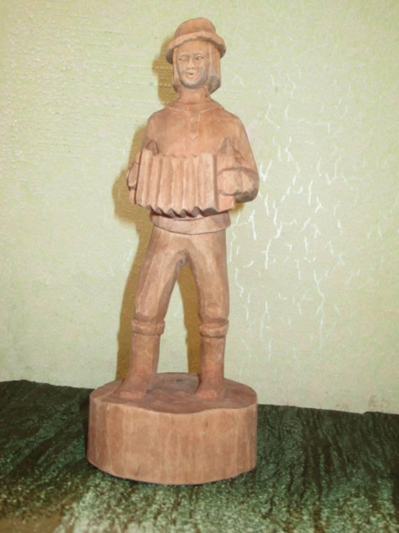 знакомство дошкольников с скульптурой малых форм