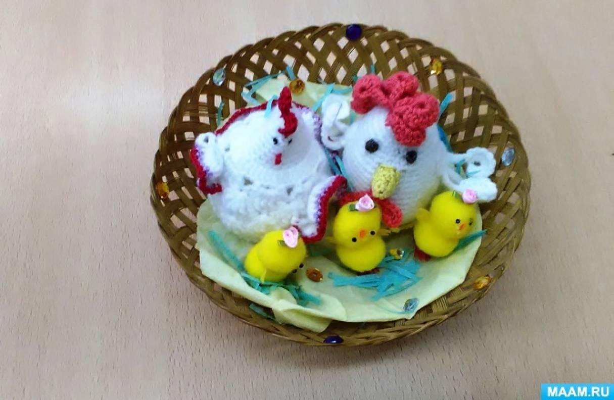 Фотоотчёт «Пасха — праздник праздников!»