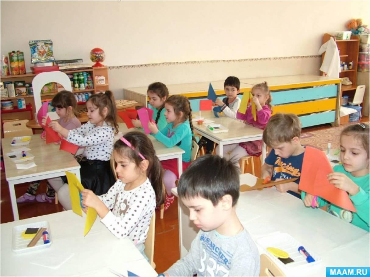 Организация ручного труда дошкольников как творческой деятельности в системе трудового воспитания в детском саду